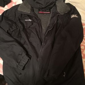 Zeroxposur men medium snow ski jacket